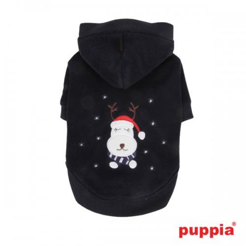 Felpa per cani Rudolph la Renna, Colore Blu, Taglia XL - Puppia