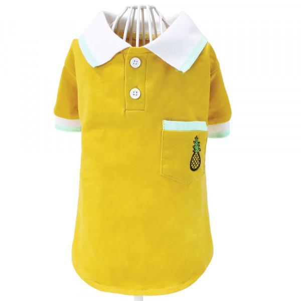 Maglietta T-Shirt per Cani Tropical Club - Abbigliamento Croci