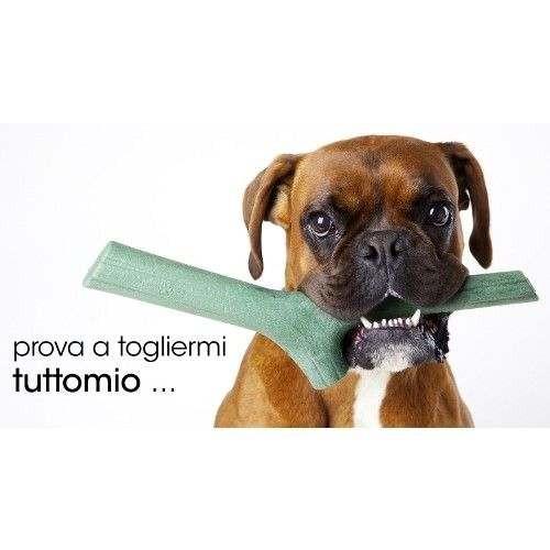 Gioco Bastone in gomma BAMA TUTTOMIO Piccolo per cani