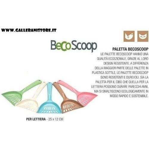 Paletta Ecologica Naturale per cani BECOSCOOP - Becothings