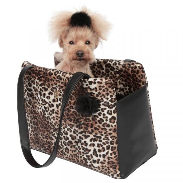 """Borsa trasportino per cani """"Connie"""" - Charlotte's Dress"""