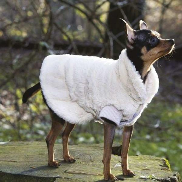 Fluffy Love Cappotto per cani - Collezione Croci