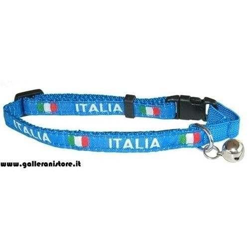 Collare ITALIA calcio per gatti e cani toy - Linea Calcio