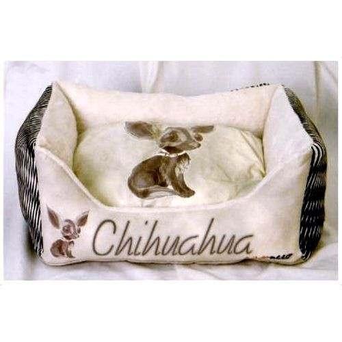 Cuccia Divanetto Chihuahua Bianco per cani