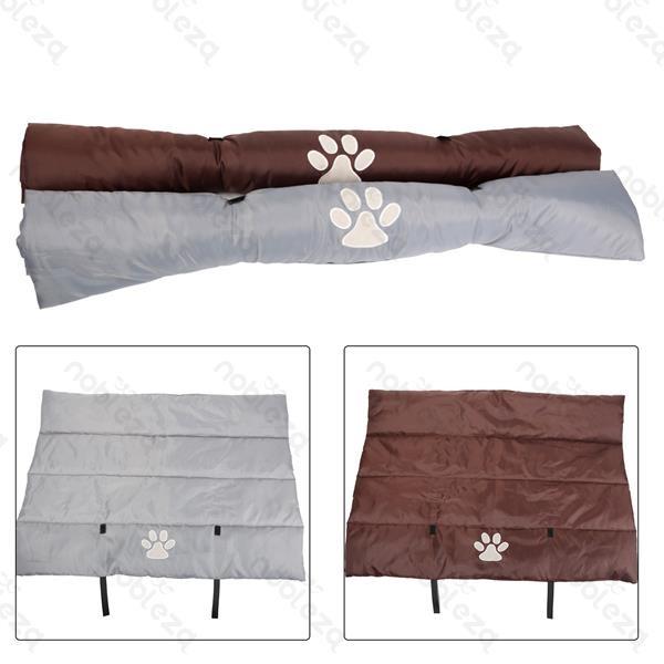 Cuscino antigraffio arrotolabile per cani cm 93x69 Nobleza