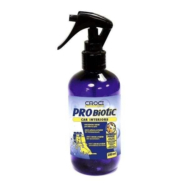 PROBIOTIC CARS antiodore igiene per interni auto ml 250