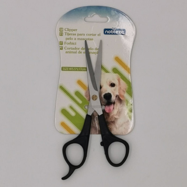 Forbici per toelettatura di cani e gatti professionali - Nobleza