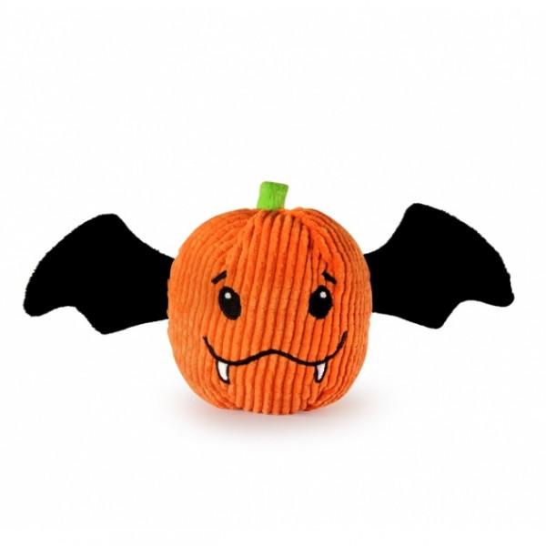 Gioco per cani Zucca di Halloween in peluche con sonoro