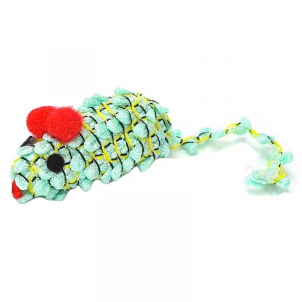Gioco per gatti topolino ecologico - Nobleza