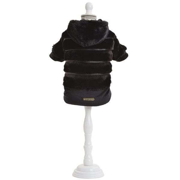 Giubbotto per cani Black Fur - Collezione Croci