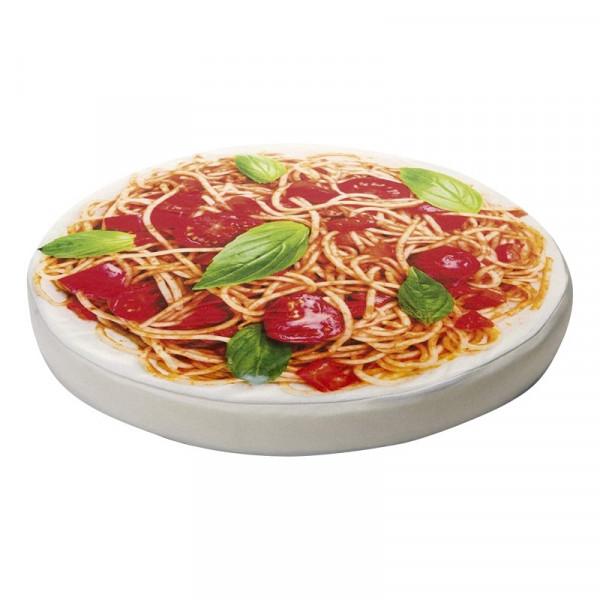 Cuccia cuscino per cani a forma di piatto di Spaghetti