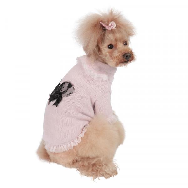"""Maglioncino per cani """"Belle"""" - Charlotte's Dress"""