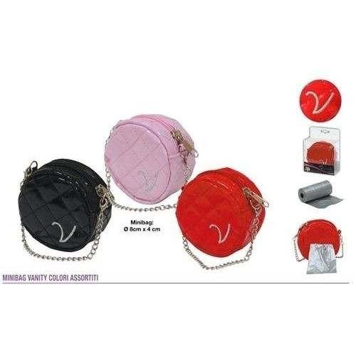 Minibag Vanity con sacchettini igienici - Caniamici