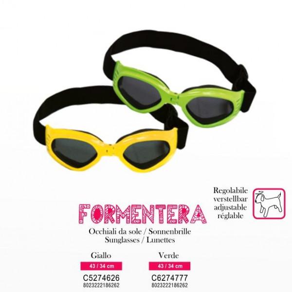 Occhiali da Sole per Cani Formentera - Abbigliamento Croci