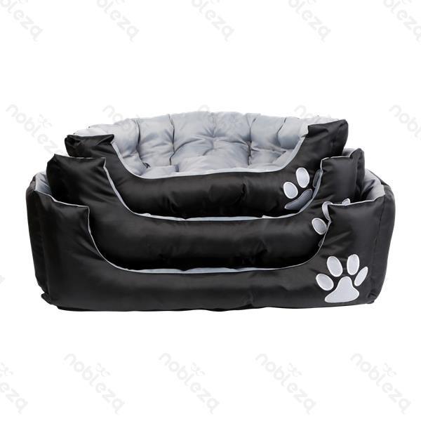 Cuccia per cani Pet Bed Black di Nobleza