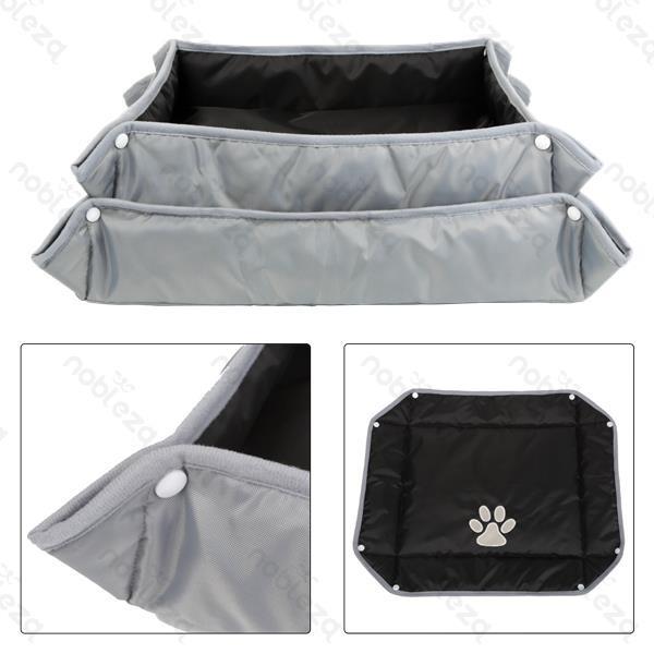 Cuccia apribile a materassino per cani Grey di Nobleza