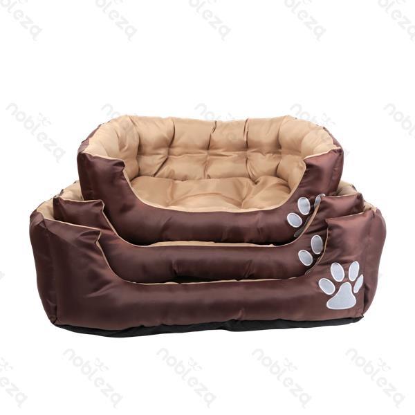 Cuccia Pet Bed Marrone per cani Nobleza