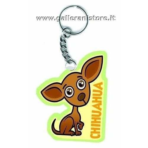 Portachiavi Linea Chihuahua Nasonero Mod4
