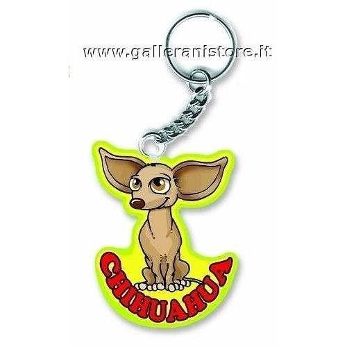 Portachiavi Linea Chihuahua Nasonero Mod6