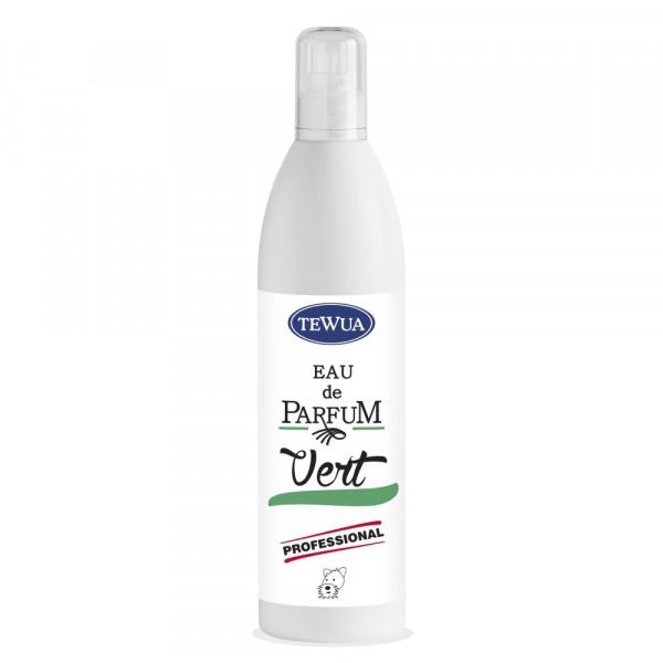 Profumo per cani Eau de Parfum Vert, 500 ml Professional - Tewua