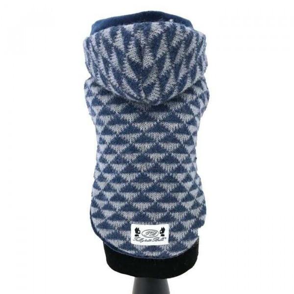 River Blu cappotto per cani - Collezione Trilly tutti Brilli