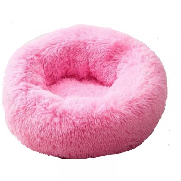 """Cuccia per cani """"Super Soft"""" Rosa - Nobleza"""