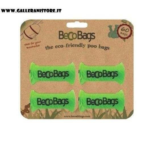Sacchetti Ecologici Naturali per cani BECOBAG - Becothings