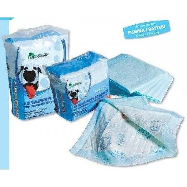 Tappetini igienici con odor stop cm 60x60