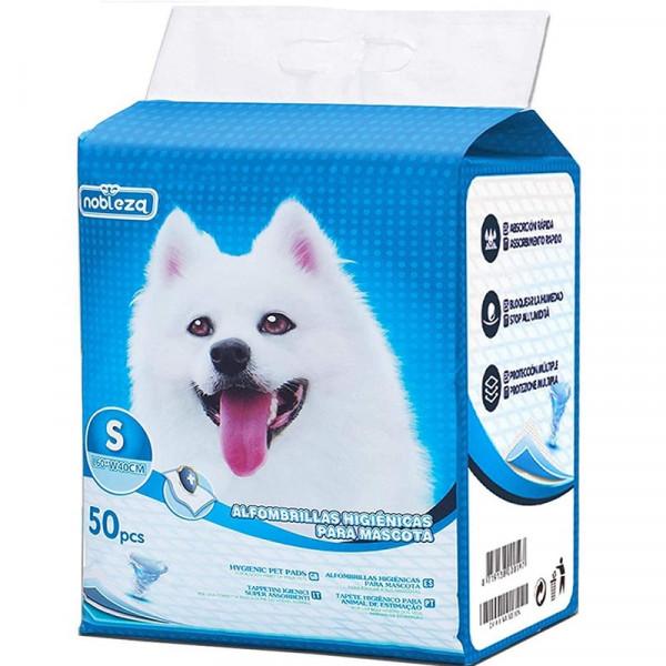 Tappetini igienici per cani 60x60 cm - Nobleza