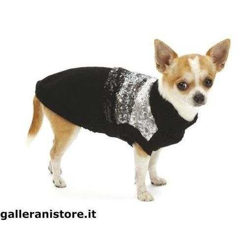 Maglione Night Light per cani - Croci