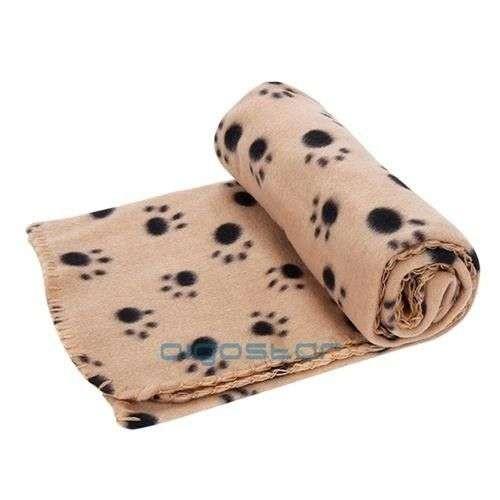 Plaid PET BLANKED BEIGE coperta per cani e gatti