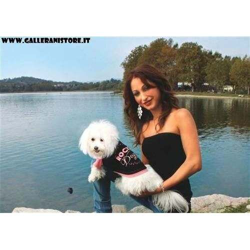 T-Shirt Rocky Doggy per cani - CaniAmici