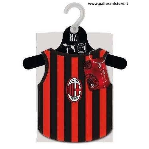 Maglia del Milan per cani - Squadre di Serie A