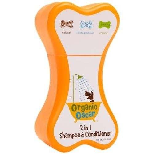 Shampoo Balsamo 2 in 1 biologico per cani - ORGANIC OSCAR