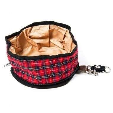 Ciotola pieghevole impermeabile da viaggio per cani - Farm Company