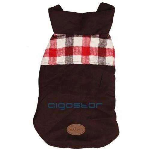 DOG COAT BROWN Cappottino per cani - Nobleza