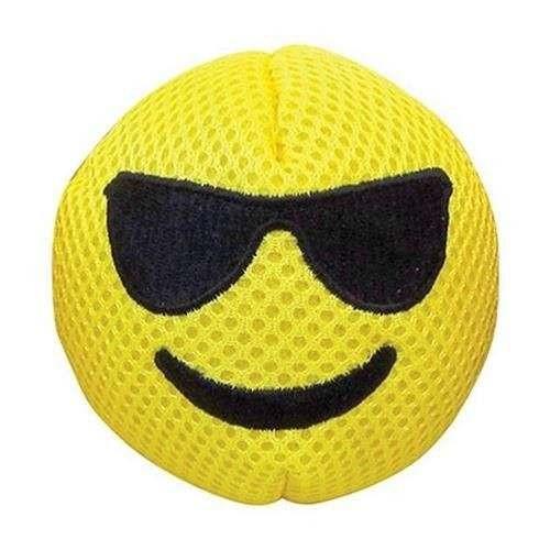 Pallina Emoticon Emoji COOL gioco per cani
