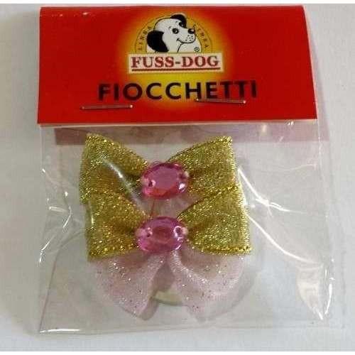 Fiocchetto con elastico mod06 per cani Fuss-Dog
