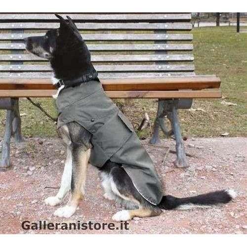 Cappotto Impermeabile MONTREAL per cani - Croci