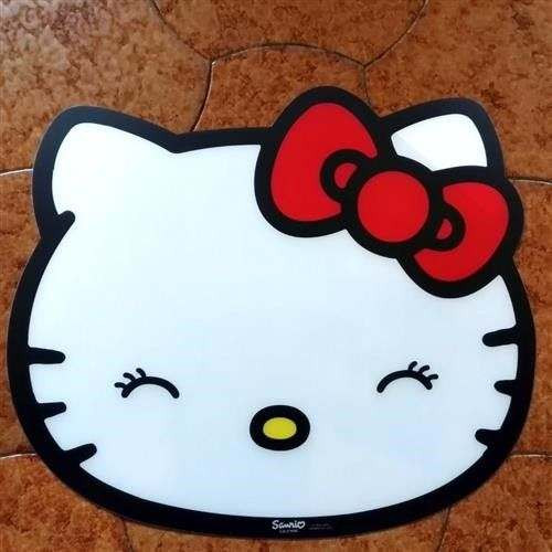 Tovaglietta sottociotola Hello Kitty cm 43x38 per cani