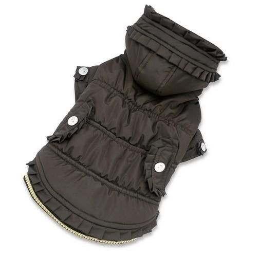 Cappottino Victoria Winter Is Pet brown S per cani