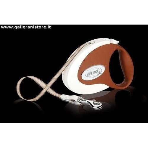 Guinzaglio estensibile Flexi Coffee Collection CARAMEL COFFEE S