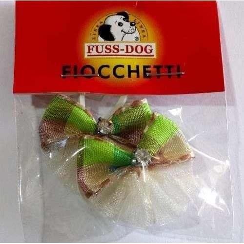Fiocchetto con elastico mod02 per cani Fuss-Dog