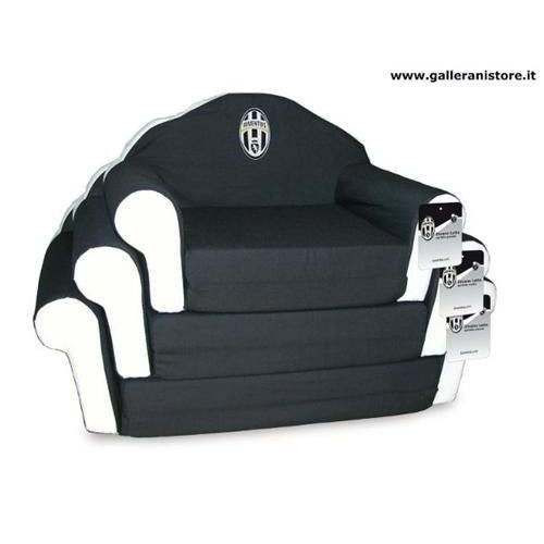 DIVANO LETTO per cani e gatti ufficiale della Juventus - Squadre di calcio Serie A