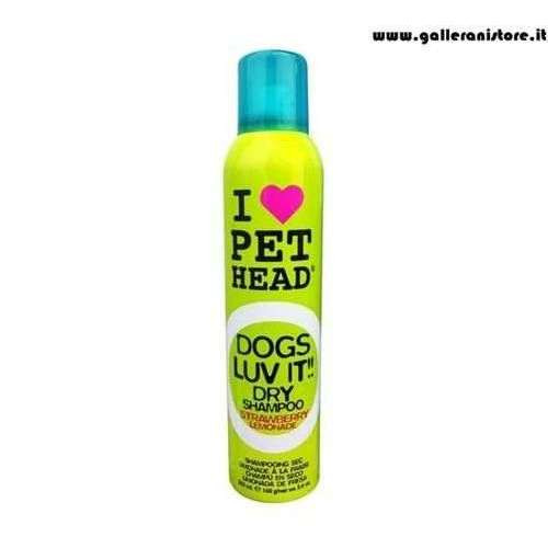 DOGS LUV IT Dry Shampoo Strawberry Lemonade - I LOVE PET HEAD