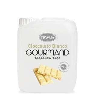 Tanica LT.5 Shampoo Gourmand Cioccolato Bianco per cani - Tewua