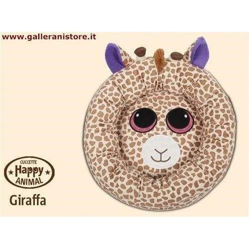 Cuccia Giraffa per cani e gatti - Happy Animal