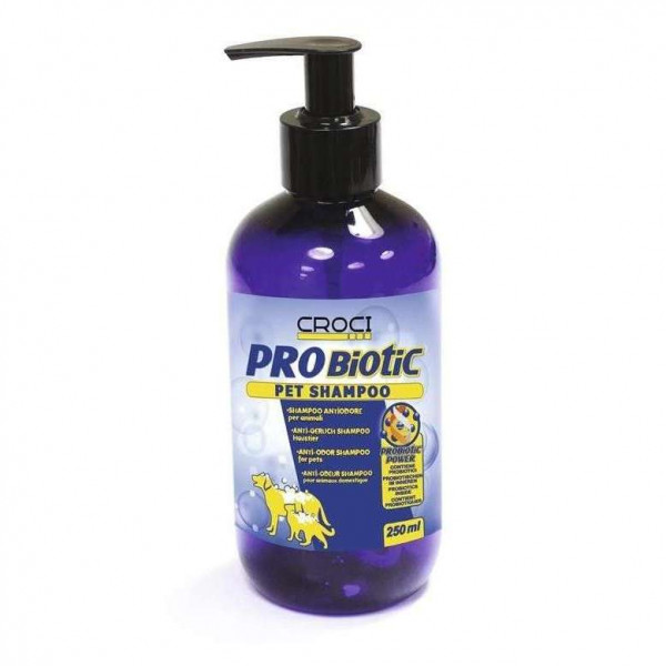 PROBIOTIC Shampoo antiodore per animali ml 250