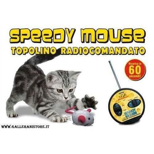SPEEDY MOUSE Topolino radiocomandato