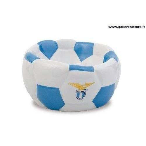CIOTOLA CERAMICA FOOTBALL ufficiale della Lazio per cani - Squadre di calcio Serie A